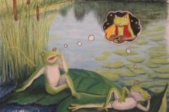 les grenouilles ados